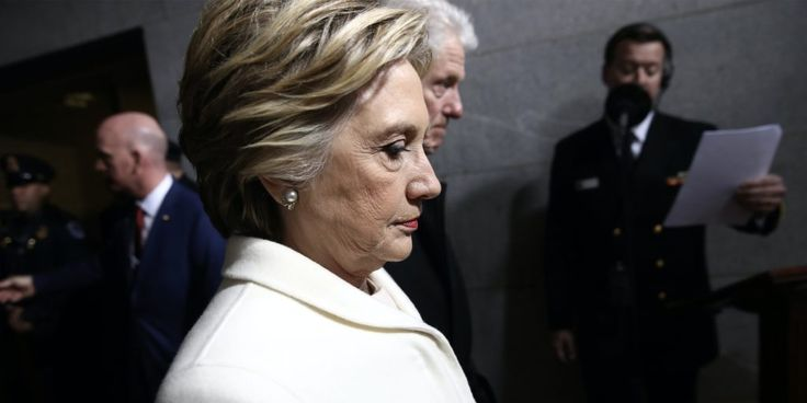 Hillary Revealed to Consider Divorcing Bill in Her Book — 'It's Just a Marriage on a Paper Now'