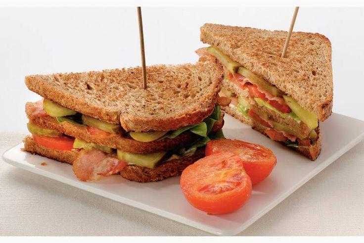 Kijk wat een lekker recept ik heb gevonden op Allerhande! Amerikaanse sandwiches