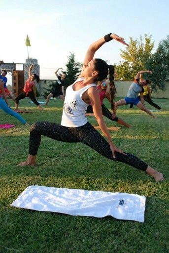 Pilates & Yoga outdoor training Kinesis-Gym γυμναστήριο στο Κιλκίς