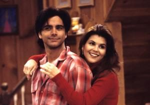 John Stamos reveals he dated 'Full House' costar Lori Loughlin, says 'she could be the one that got away'