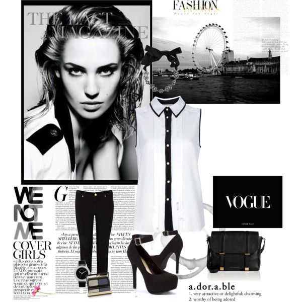 elegancy black by salsabilathamrin on Polyvore