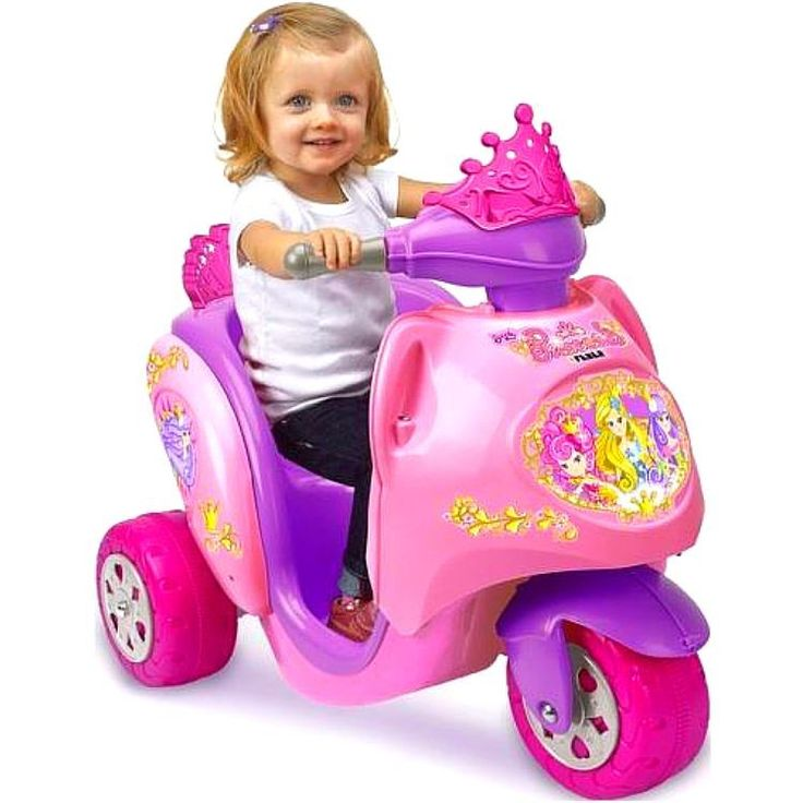 Toys For A Toddler : Baby ride on toys toddler princess scooter kids walker