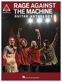 Hal Leonard - Rage Against The Machine: Guitar Anthology Sheet Music - Multi