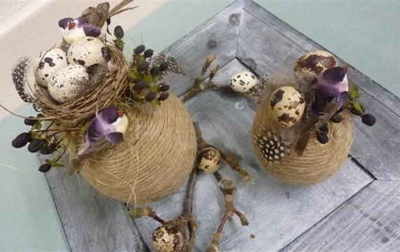 easter decorations DIY crafts