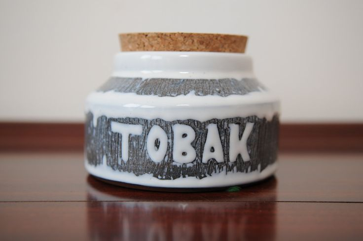 Tobacco Jaw | Laholm ceramics, Sweden by nORDICbYhEART on Etsy