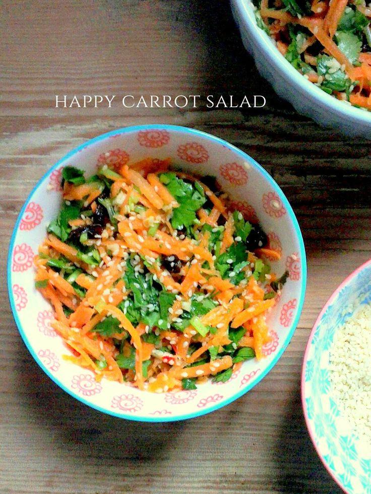 asian carrot salad
