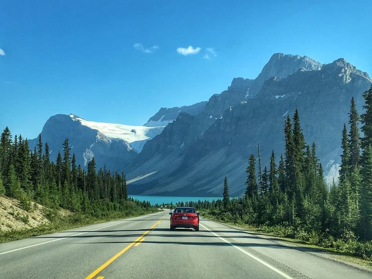 Banff National Park to Glacier National Park Itinerary