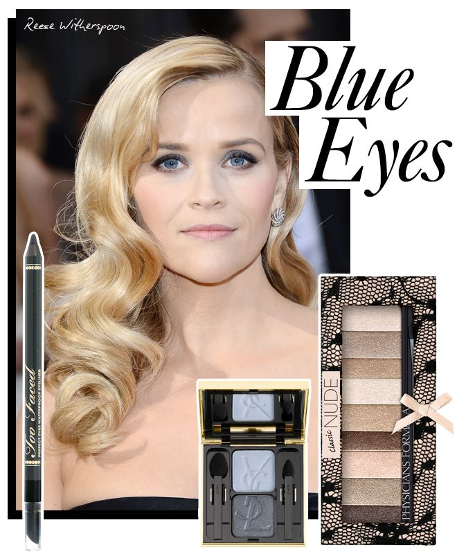 Find The Best Makeup For Your Eye Color