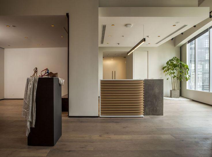 Badezimmerschrank klein ~ Best showroom calvin klein méxico by space arquitectura images