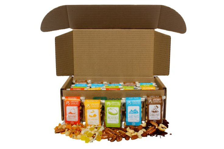 The Pecan Snack Pack - Proper Snacks - www.propersnacks.co.za Treats,nibbles, lunchbox pocket-size snacks delivered to your door