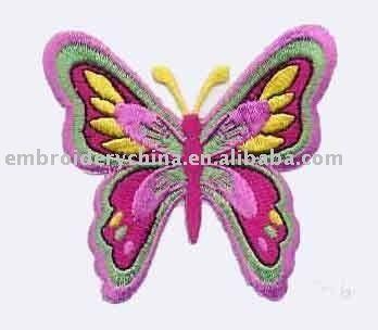 bordado mariposas - Buscar con Google