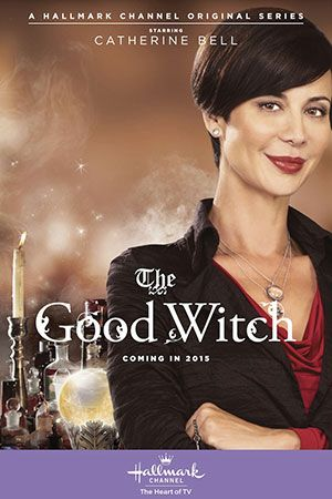 On February 28, The Hallmark Channel presents the premiere of its new original series, Good Witch. The show follows mother-daughter witches Cassie and Gracie as they breathe life, fun, and a little bit of magic into the town of Middleton. Check your local listings.