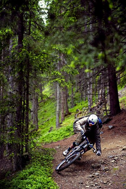 Rider: Thomas Prof Schmitt   Location: Urlaubsarena Wildkogel, Austria   Photo: Dominic Zimmermann  