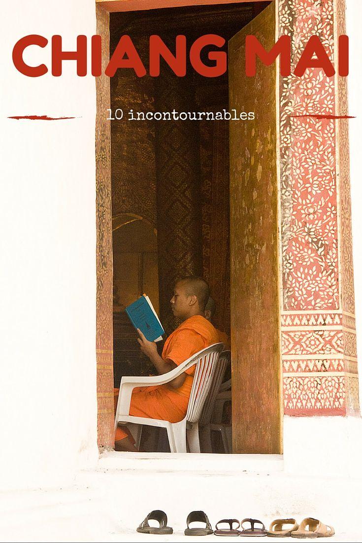 Que faire à Chiang Mai en Thaïlande ? Voici mes 10 incontournables #chiangmai #mathailande
