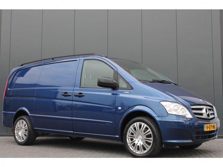 Mercedes-Benz Vito  Description: Mercedes-Benz Vito 116 CDI LANG 62.000 KM XENON/LED MF-STUUR NIEUWSTAAT  Price: 350.00  Meer informatie