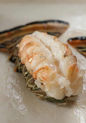how to cook lobster tails at home video