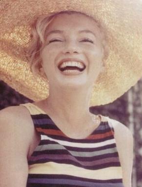 Marilyn Monroe, 1955. Photo: Eve Arnold.