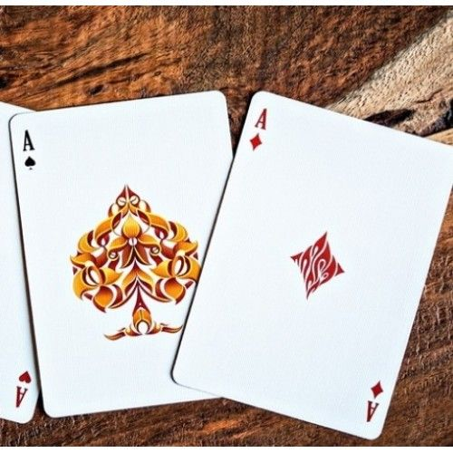 Ignite playing cards, from @Ellusionist.