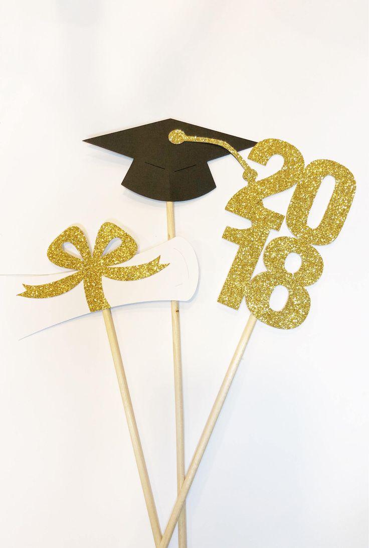 Graduation Centerpiece, Graduation Party Centerpiece, Graduation Party, 2019 Graduation Party, Graduation Party Decor, Graduation Party Centerpiece 2019, Graduation Party 2019