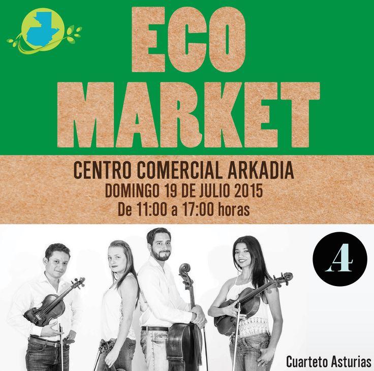 ¡Los esperamos! Más info -> http://bit.ly/EcoMarketArkadia