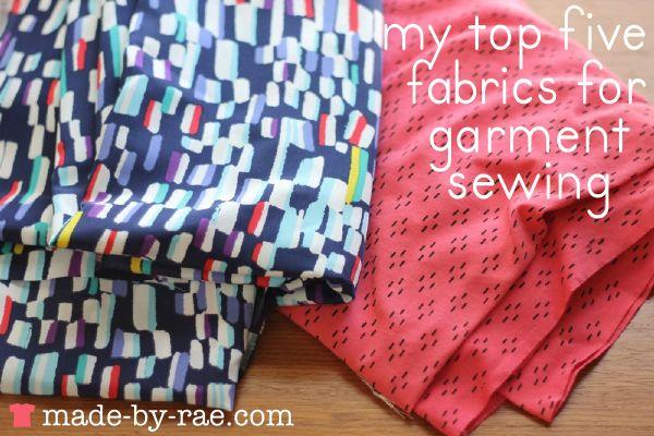 fabric top five