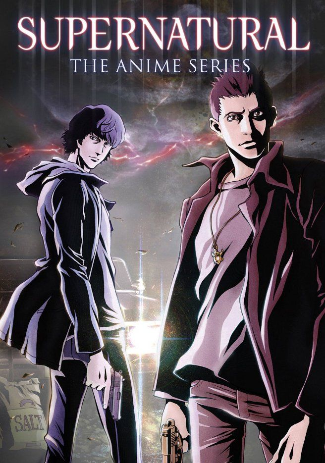 Supernatural the Animation /// Genres Action, Demons