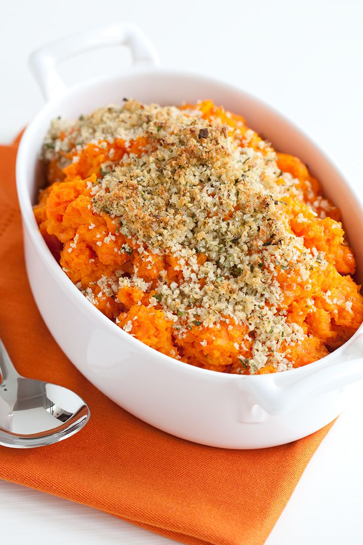 #Epicure Carrot and Yam #Casserole #vegetarian #meatless