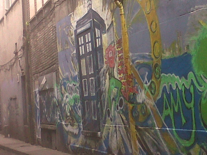 Doctor Who Wall Mural palestencom