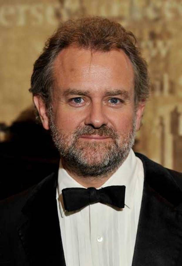 Downton Abbey ~ Lord Crawley ~ My Secret Life: Hugh Bonneville, actor, 50.