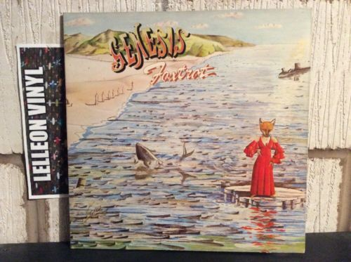 Genesis Foxtrot Gatefold LP Album Vinyl A#3 B#2 CAS1058 Rock 70's Peter Gabriel Music:Records:Albums/ LPs:Rock:Progressive