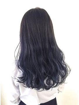 フェブヘアショップ fev hair shop 【fev_Ryo】ネイビーグラデーション
