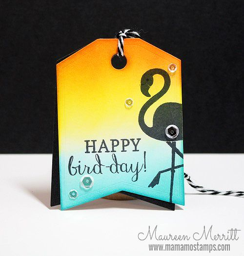 Mama Mo Stamps: Reverse Confetti Summer Fun Blog Hop