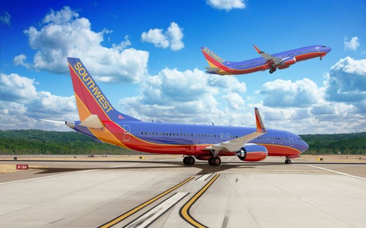 No. 4 Domestic: Southwest Airlines - World's Top Airlines | Travel + Leisure