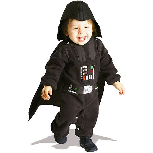 darth vader toddler halloween costume at walmart - Walmart Halloween Costumes For Baby