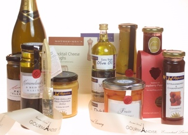 Delicious Christmas Gourmet gifts