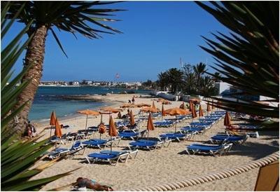 Corralejo beach! <3
