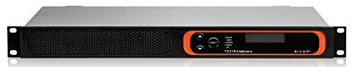 BIAMP TESIRAFORTE VI / 911.0397.900. Biamp TesiraFORTE VI is Biamp's voip conferencing solution. Equipped with AEC (Acoustic Echo Cancellation) and VoIP technologies, the Biamp TesiraFORTÉ VI is designed specifically for conferencing. More often than not, audio solutions that utilize VoIP are challenging, cumbersome, and extremely time consuming to design and install. With the Biamp TesiraFORTÉ VI however, VoIP teleconferencing is the easiest it's ever been. Biamp has leveraged their…