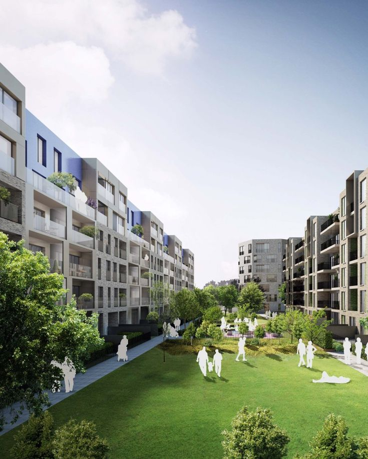 Update: South Kilburn Regeneration / Alison Brooks Architects + Lifschutz Davidson Sandilands