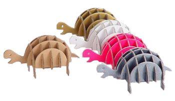kartonbett.ch - Kartonmöbel Online-Shop - Mini-Schildkröte 6er Pack