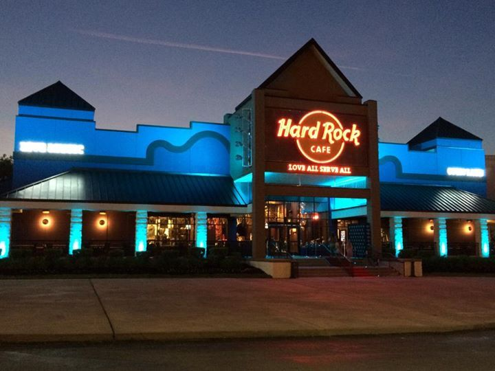 Hard Rock Cafe Myrtle Beach Live Music