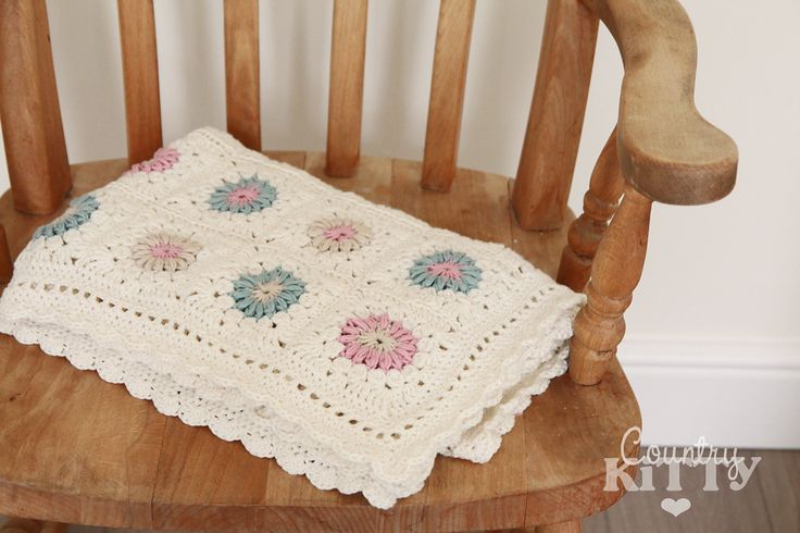 Ravelry: country-kitty's Adriana crochet blanket