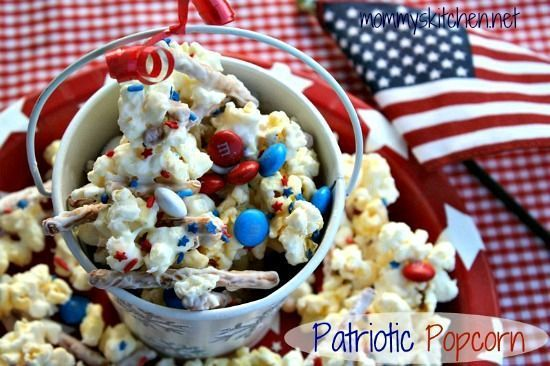Eagle Scout food ideas | Lovely 4th of July food & drink Ideas :)