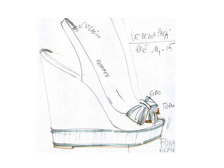 Lorena Paggi sketch ss2015