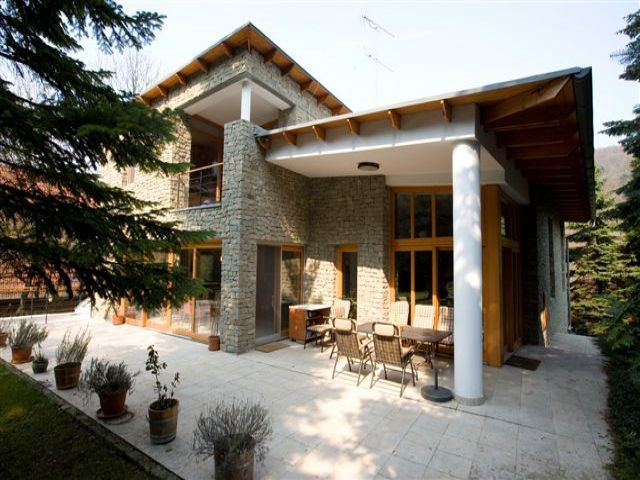 luxury exterior, natural exterior, natural style, house exterior
