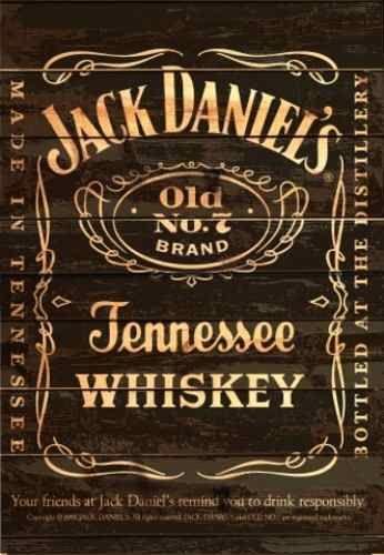 poster quadro jack daniels cerveja antarctica retro vintage