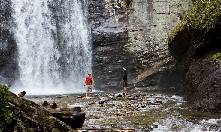 The Forest Heritage Scenic Byway provides a great way to explore North Carolina's rich forestlands.