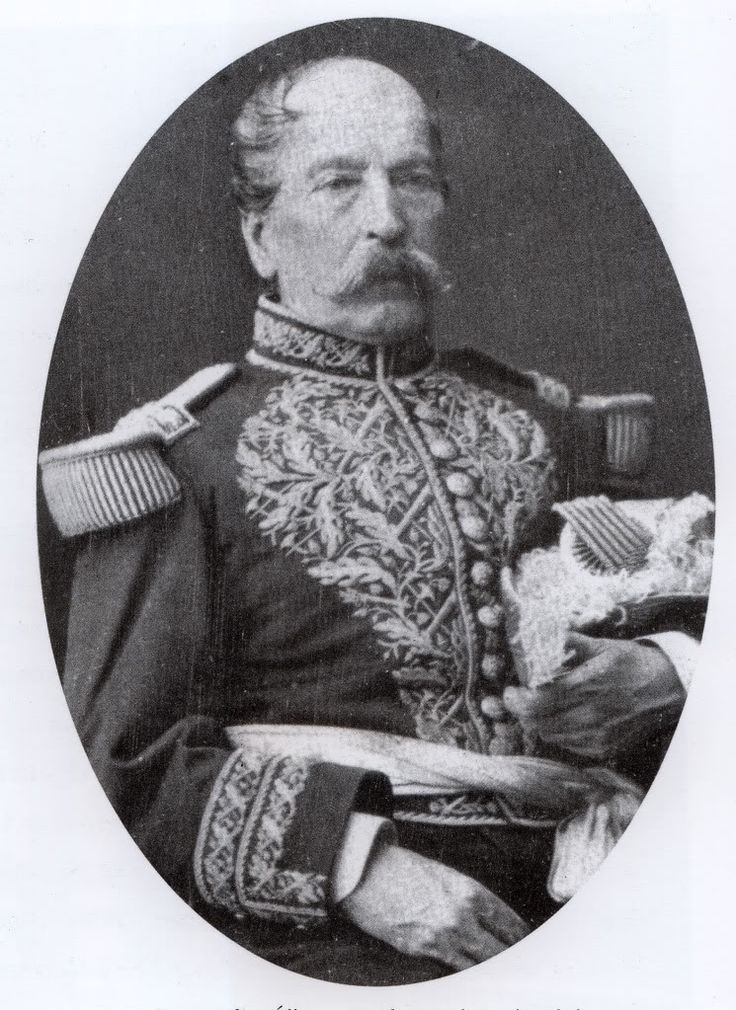 GENERAL JUSTO ARTEAGA CUEVAS 10 de abril de 1805 Reino de Chile, Fallecimiento9 de julio de 1882 (77 años). fue un militar chileno que alcanzó el grado de general de División y que fue nombrado comandante en Jefe en Campaña del 8 de abril al 18 de julio de 1879.
