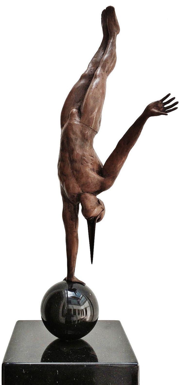 Sculpture - Jorge Marin