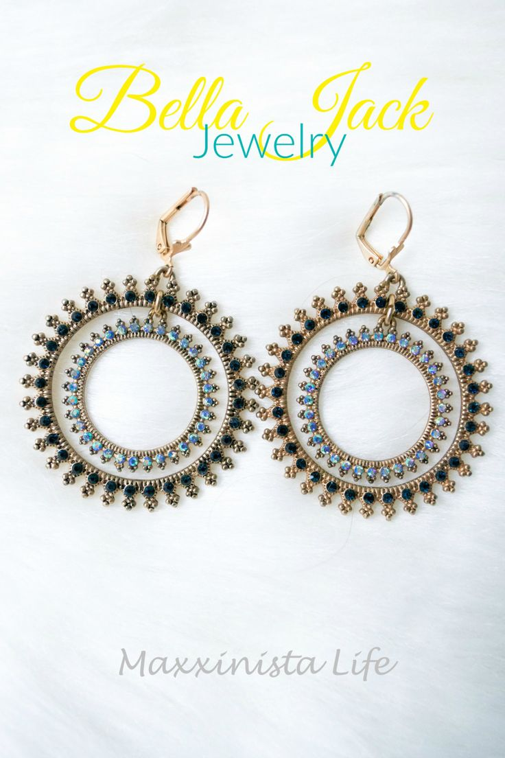 SAVE MONEY on BRAND MERCHANDISE! Bella Jack jewelry is one of my favorites and so very affordable thanks to TJX Companies. To find out more visit www.maxxinistalife.com
