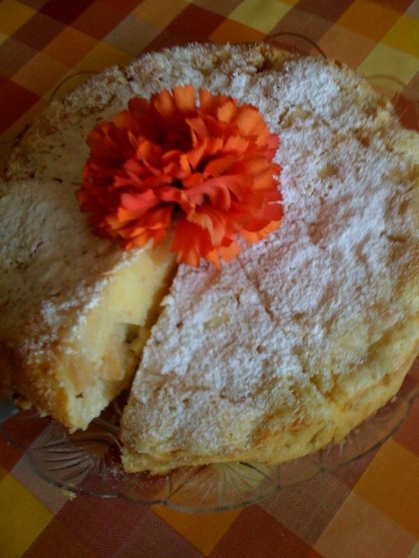 Torta di mele | I sapori di Sara
